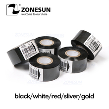 Date Code Thermal Ribbon of Ribbon Printing Machine font b Printer b font Accessory Ribbon for