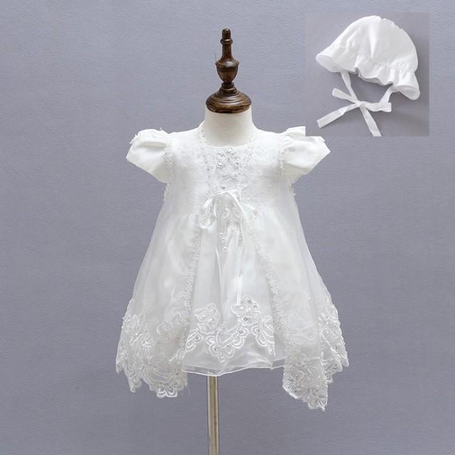 El ccsme dhl libre 2017 de encaje de tul bebé girls kids dress party wedding dress desgaste de la manga de soplo del poncho del cabo del bebé sombreros de la boda de san valentín