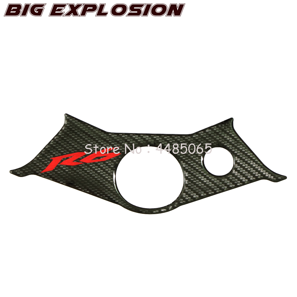 3D Racing Sticker Motorcycle Fuel Gas Oil Tank Steering Bracket Cover Decal Sticker Motorbike For Yamaha R6 R6S 2003 2004 2005