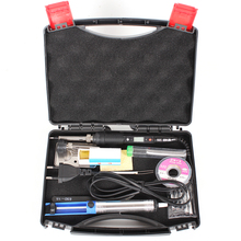 Soldering Iron LCD Digital Display 80W Electric Adjustable Temperature Solder Iron Station Hand Welding Repair Tools Kit