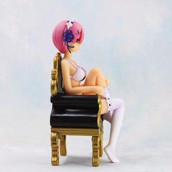 Аниме фигурка Жить в альтернативном мире с нуля 20 см 1