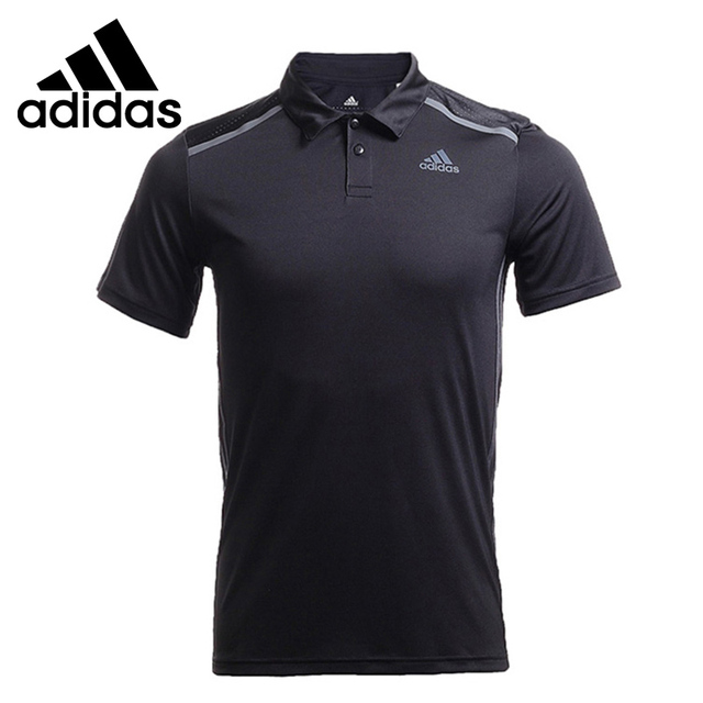 Original New Arrival Adidas COOL365 Training Men's POLO shirt short sleeve  Sportswear