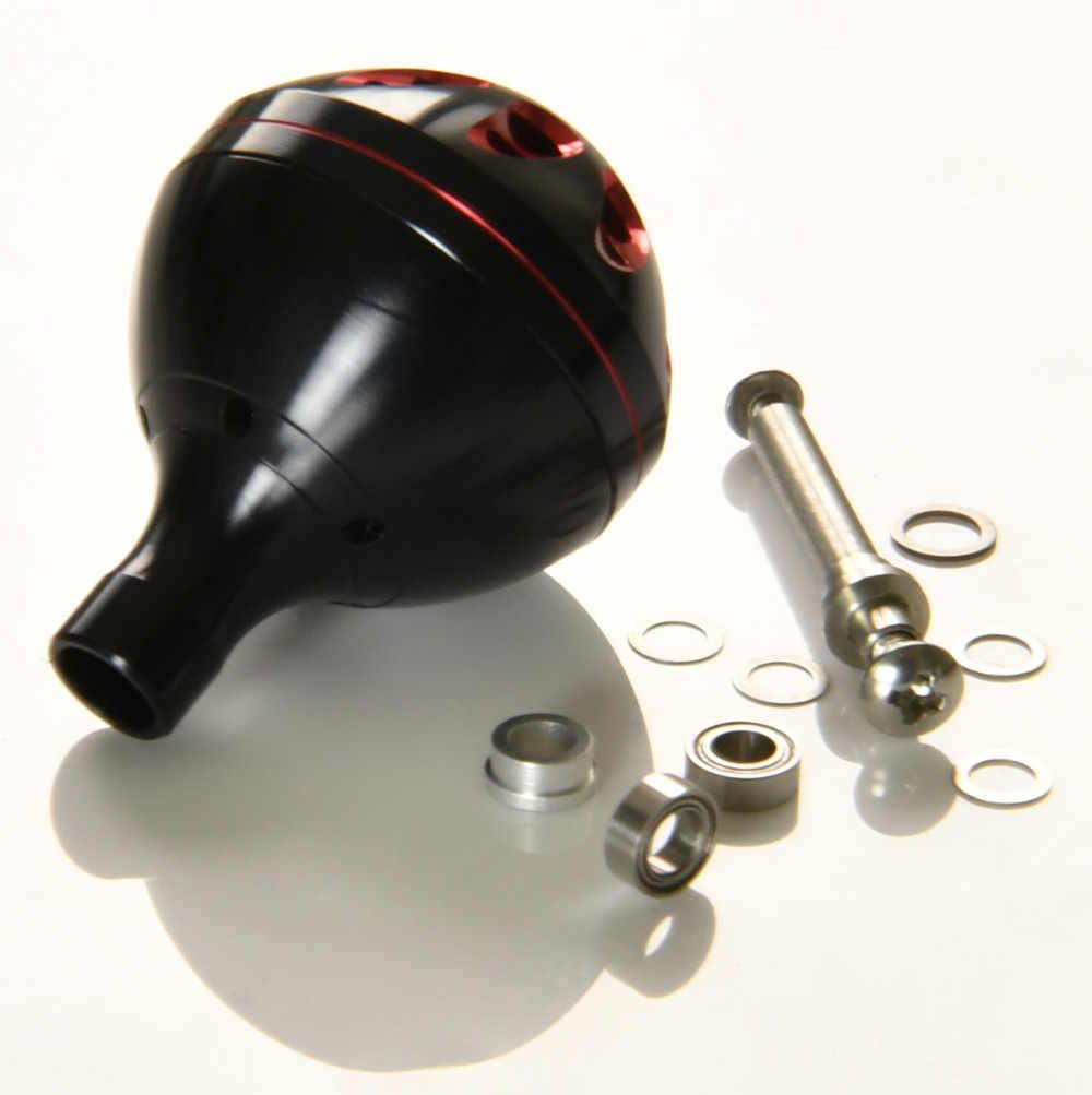 Gomexus Reel Handle Knob For Shimano Stradic CI4 FK Nasci 17 Ultegra Sedona  FI Freams Certate 1000 - 4000 Direct Daiwa BG Drill