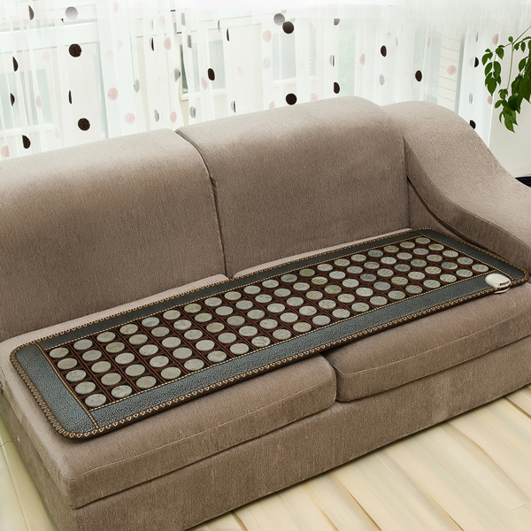 2016 best seller popular gift electric heated jade cushion sofa jade mattress remote controller 50cmX150cm 2016 new style popular best selling natural jade