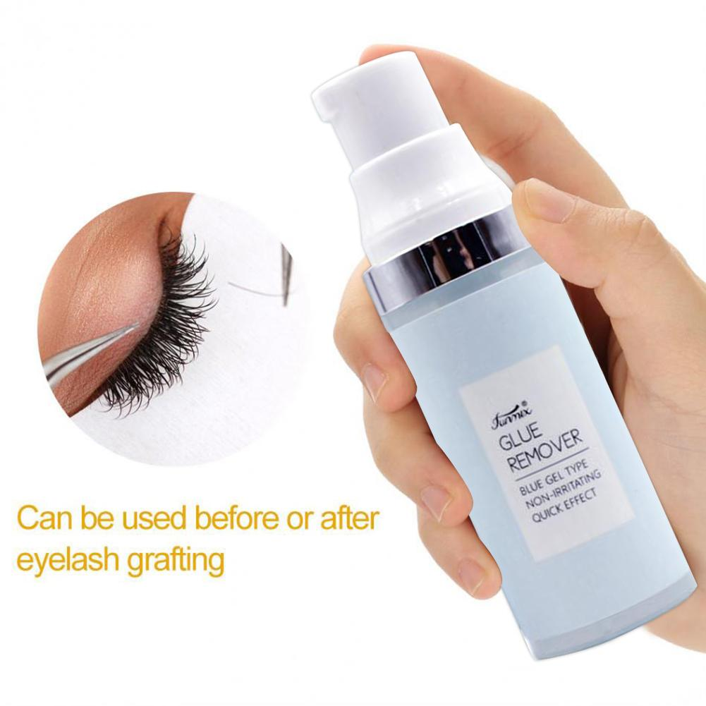 15G Professional Eyelash Eye Lashes Foam Cleaner Individual Eyelash Extension Shampoo Remover For Grafting Planting Eyelashes