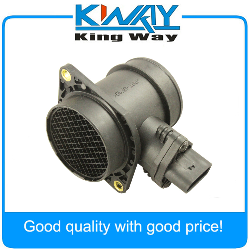 New Air Mass flow Sensor Meter MAF Per VW Jetta Golf Passat Audi A4 TT 1.8 T 1.8L