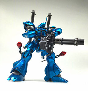 Image 2 - YH M.S. 武器 01 ためセットメタルスラッグスーパー車両 SV 001 タンク/バンダイ Mg ガンダム