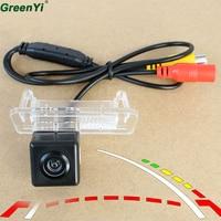 GreenYi Omkeren Traject Tracks CCD Auto Camera Voor Mercedes Benz Vito Viano Auto Achteruitrijcamera/Parking Camera