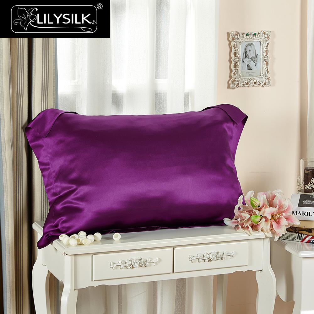 Aliexpress Com Buy Lilysilk Pillowcase Natural Silk 19
