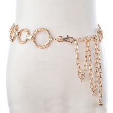 Fashion Women Waist Chain Belt