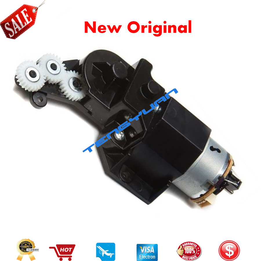 Original New Designjet T610 T770 T790 T1100 Z3100 z2100 z3200 Starwheel motor assembly Q6718-67017 Q5669-60697 plotter partsOriginal New Designjet T610 T770 T790 T1100 Z3100 z2100 z3200 Starwheel motor assembly Q6718-67017 Q5669-60697 plotter parts