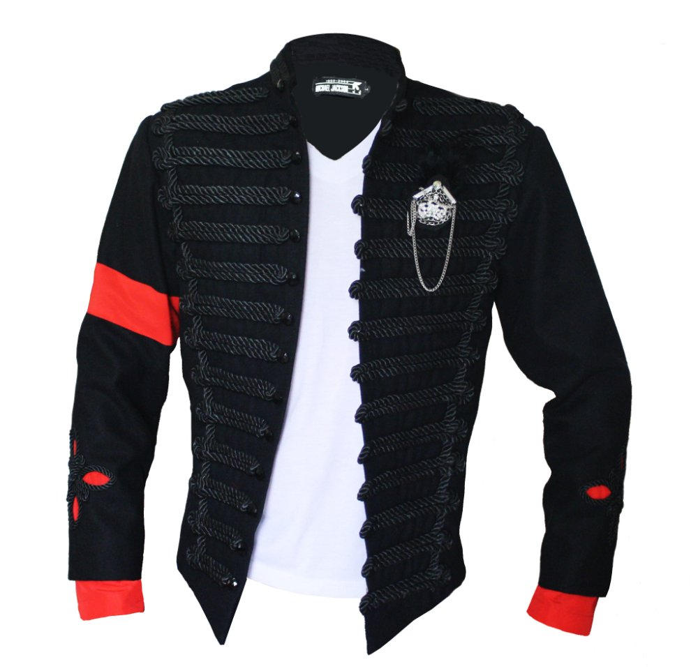 Image result for michael jackson black jacket