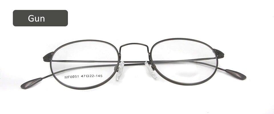 glasses frame gun