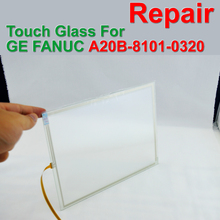 A20B-8101-0320 802D Touch Glass Panel For FANUC CNC Machine Repair,Free shipping