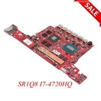 NOKOTION 806343 501 806343 001 for HP OMEN 15 5000 15 5114TX 15.6 inch Laptop motherboard SR1Q8 I7 4720HQ GeForce GTX 960M