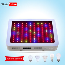 Whole hot seller 300W Led Grow Lights Panel 3W Led plant lamps for indoor Greenhouse hydroponic systems grow tent CEROHS