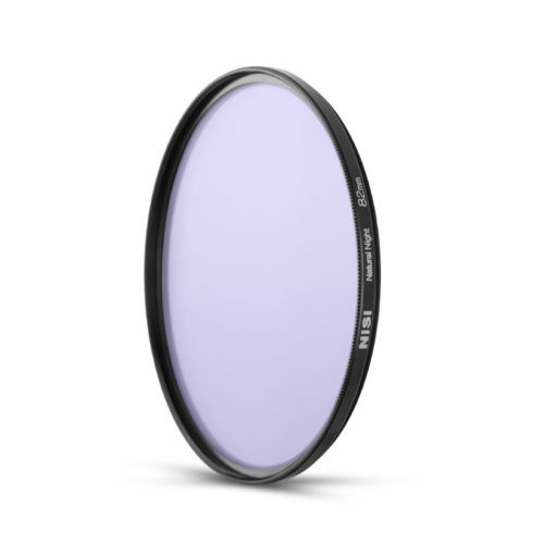 NISI 40 5 46 49 52 58 62 67 72 77 82 95mm Natural Night Filter