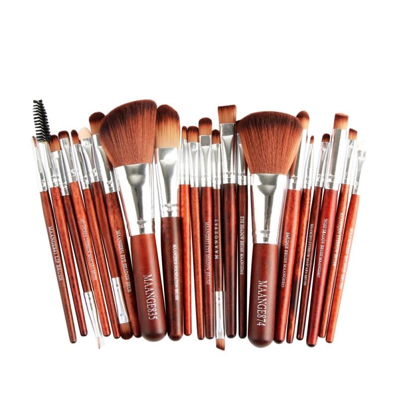 Professional Cosmetic Makeup Brushes Set Blusher Eyeshadow Powder Foundation Eyebrow Lip Make Up Brush 5035