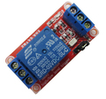 1 Канал 5 В Релейный Модуль Совет Щит с Оптрон Поддержка Высокого и Низкого Уровня Запуска для Arduino