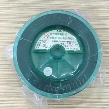 Darmowa wysyłka drut molibdenowy 0 18mm drut molibdenowy do szybkich akcesoriów do cięcia drutu edm 0 18mm z 2000 metrów tanie i dobre opinie Molybdenum wire 0 18mm