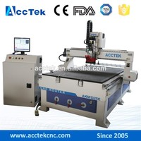 Effecient Factory Supply 3d Cnc Carving Wood Machine With ATC Lathe Woodworking Machinery