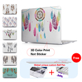 Dream Catcher For Apple Mac book Air 13 A1466 Air 11 A1465 Cover Laptop Shell For MacBook Pro 13 15 Retina 12 A1534 Case
