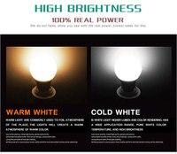 настоящее светодиодные мощность лампы лампада Сид E27 ампулы бомбилья 3 вт 5 вт 7 вт 9 вт 12 вт 15 вт 18 вт светодиодные лампы 220 в холодной/теплый белый светодиодный прожектор
