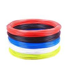 Дорожный велосипед/MTB велосипедная линия тормозного кабеля/набор тормозных тросов для велосипеда, черный/белый/зеленый/синий/желтый/оранжевый/красный цвет