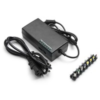 KROAK Universal 90W Laptop Power Battery Charger AC Adapter Car Charger For Hp For Compaq For