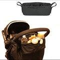 Alta calidad de la nueva bolsa del cochecito organizador del carro de bebé cochecito de niño con errores de la botella de compra cochecito accesorios bolso del coche ATRQ0090