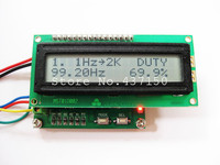 1PCS X ,Digital Phase Table 0.0 to 360.0 degrees Duty Table 0.0 ~ 99.9% frequency meter temperature detection, Free Shipping