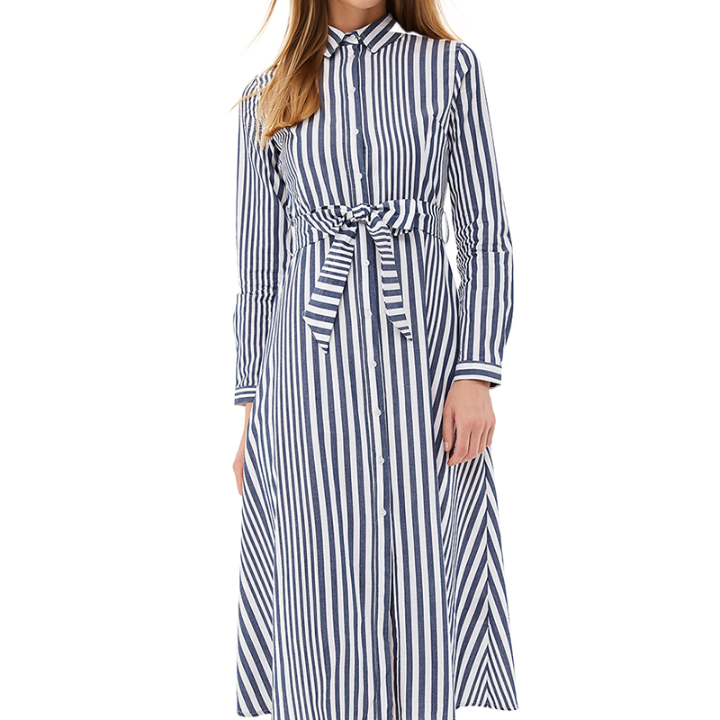 Dresses MODIS M181W00576 women dress cotton  clothes apparel casual for female TmallFS dresses dress befree for female long sleeve women clothes apparel casual spring 1811369593 50 tmallfs