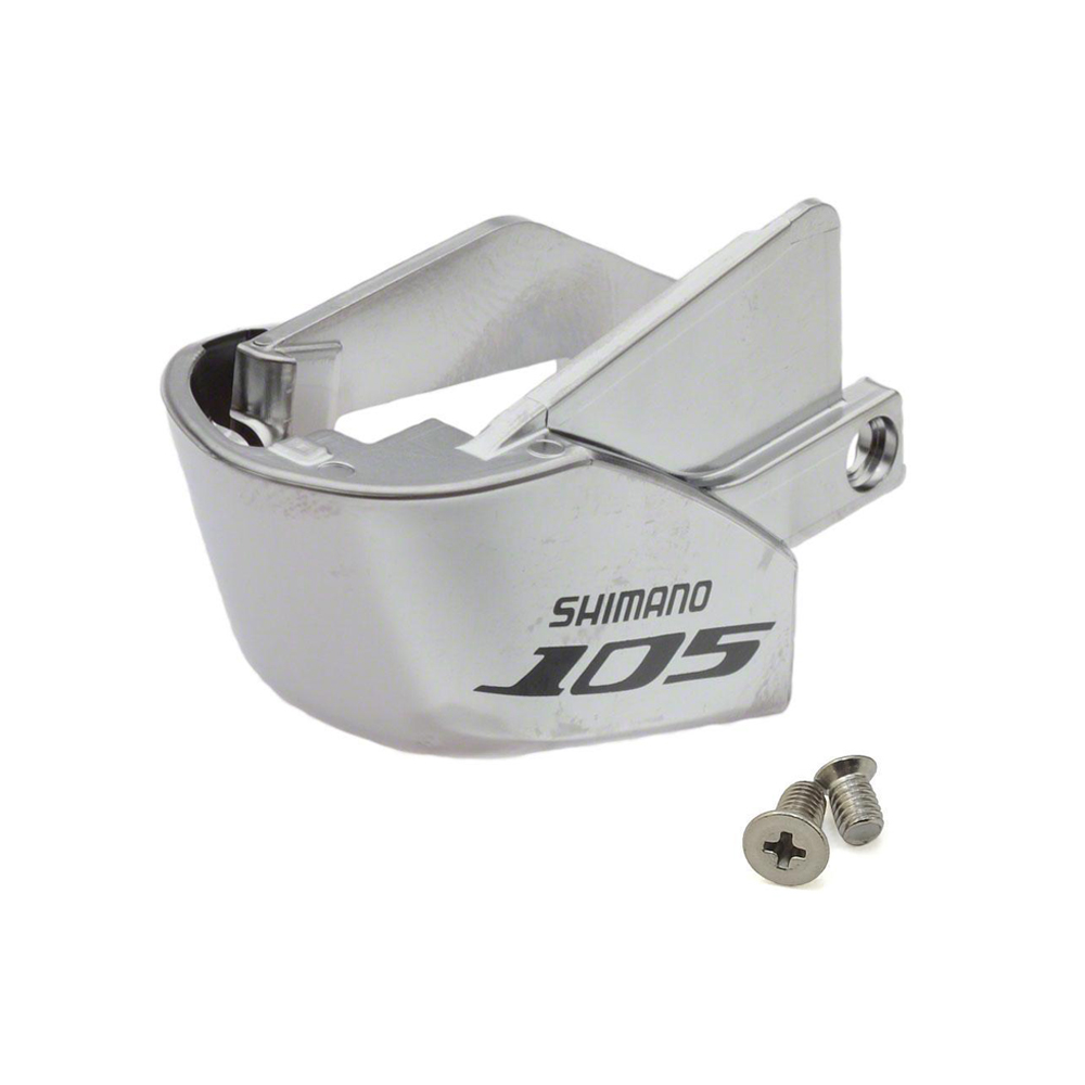 Shimano 105  ST-5700 Right Shift Lever Name Plate /& Screw Shifter Part ST5700