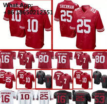 3693f0ed140 Buy jimmy garoppolo jersey and get free shipping on AliExpress.com