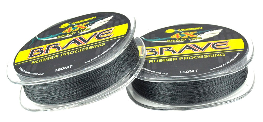 150M 4X BRAVE MODERN FISHING Brand1M 1Color Japan Multifilament PE braided fishing line 8 10 15  25 30 35 40 45 50LB new 15 5
