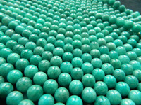 Wholesale Natural 7 5mm Mozambique Amazonite Beads Stones For Jewelry Design Making