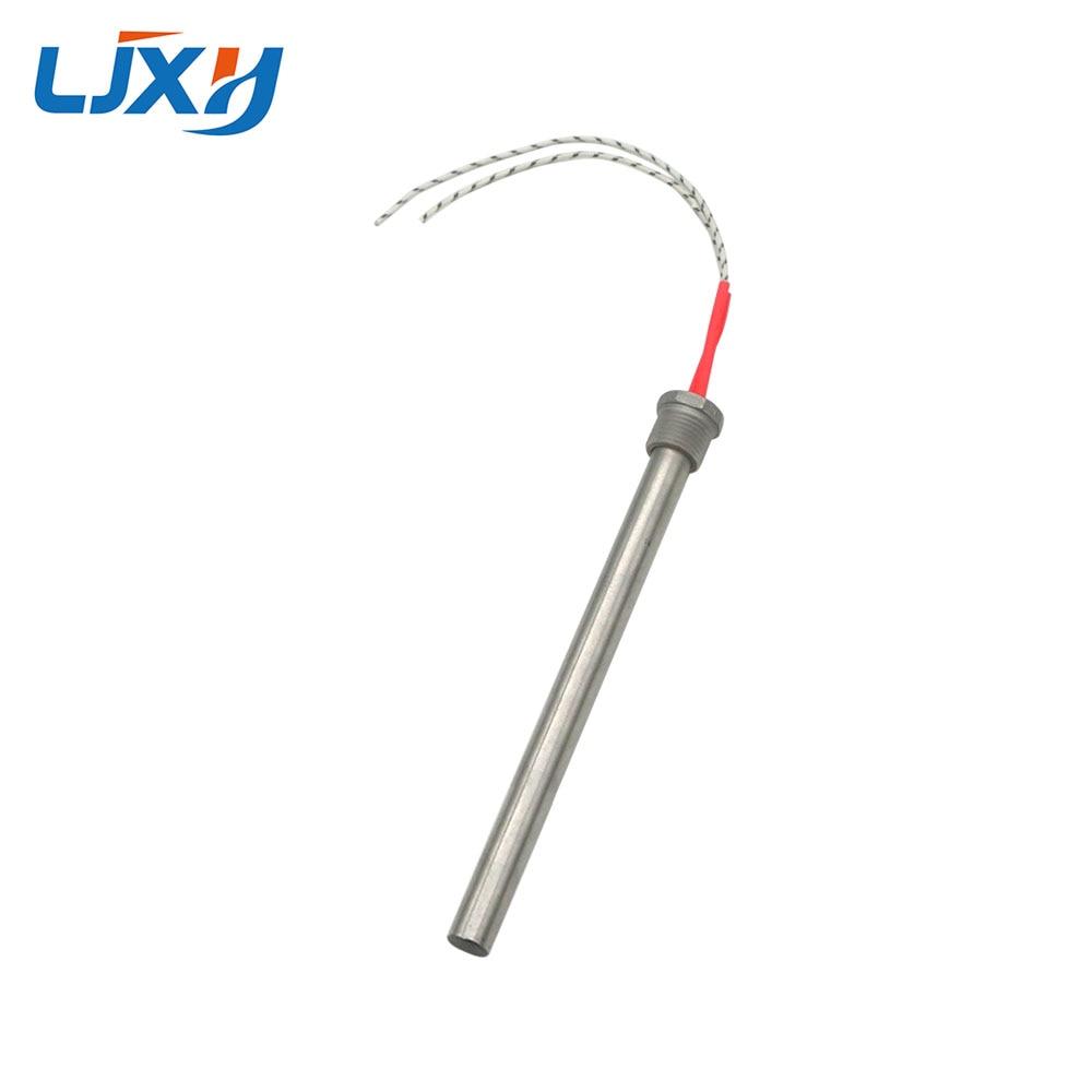LJXH Cartridge Heater Heating Element 1/2 Thread DN15/21mm  12x350mm Pipe Size 201SUS AC110V/220V/380V LJXH Cartridge Heater Heating Element 1/2 Thread DN15/21mm  12x350mm Pipe Size 201SUS AC110V/220V/380V