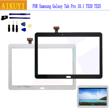 Touchscreen For Samsung Galaxy Pro T520 SM-T520 T525 SM-T525 Touch Screen panel Digitizer front Glass Sensor Tablet Replacement