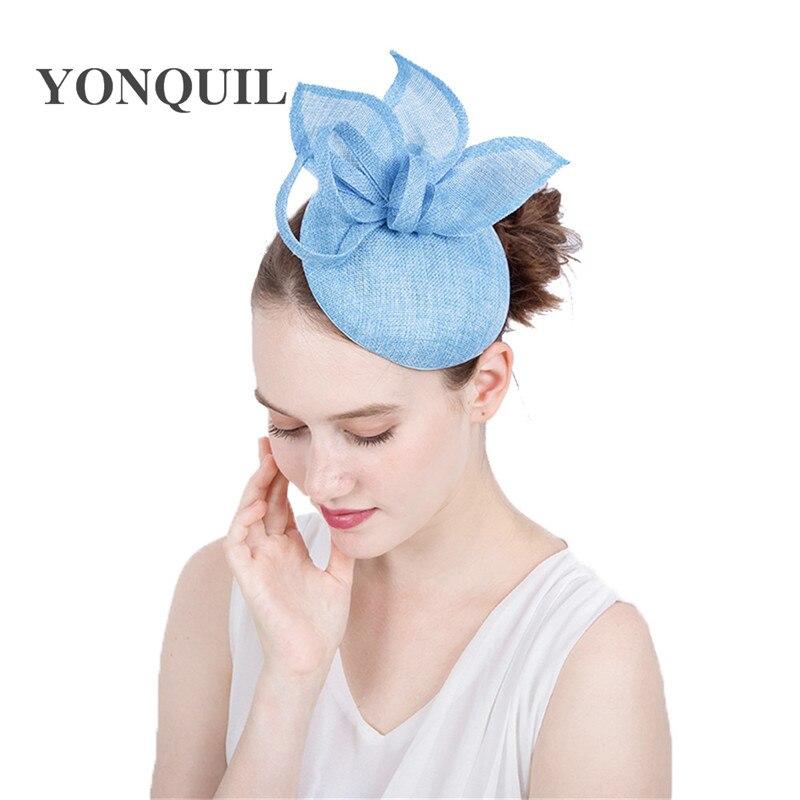 Винтажный головной убор цвета хаки, головной убор Sinamay, головной убор для особых случаев, шляпа Кентукки Дерби, церковная Свадебная вечеринка, гонка, высокое качество