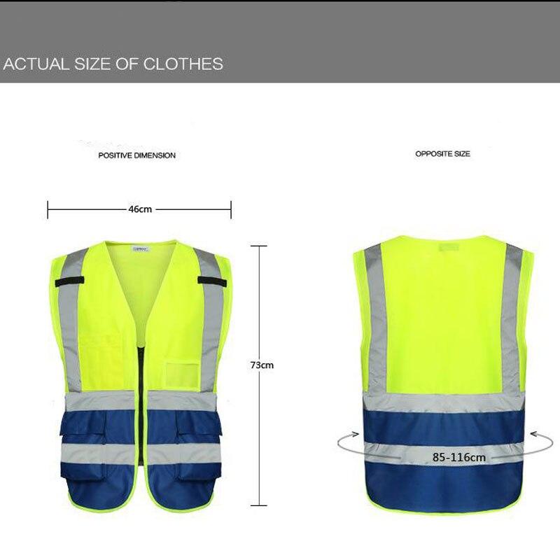 Reflective Safety Vest 07