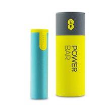 EE Мини Power Bank 2600 мАч Pover банк 18650 Powerbank Портативный Внешний Аккумулятор Мобильного Телефона Зарядное Устройство для iphone 6 s Poverbank