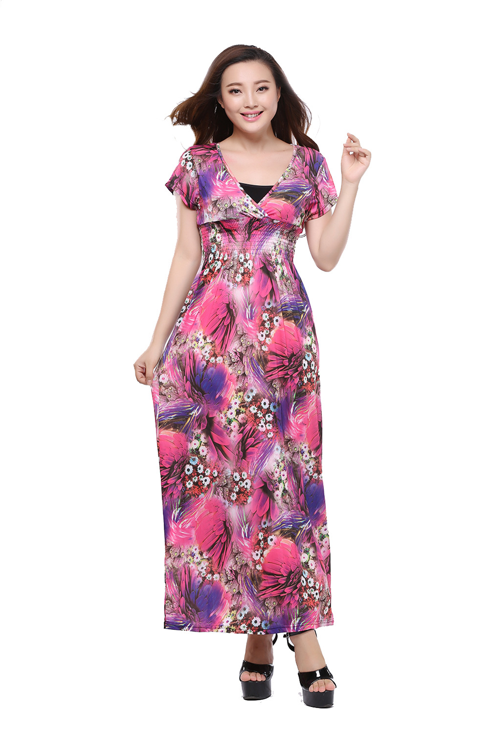 Popular Silk Maxi Dress Sale-Buy Cheap Silk Maxi Dress Sale lots ...