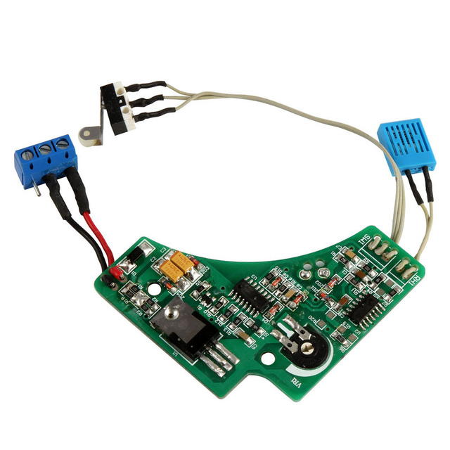 DIY pcb prototype Paper circuit board fabric SMD Breadboard Test