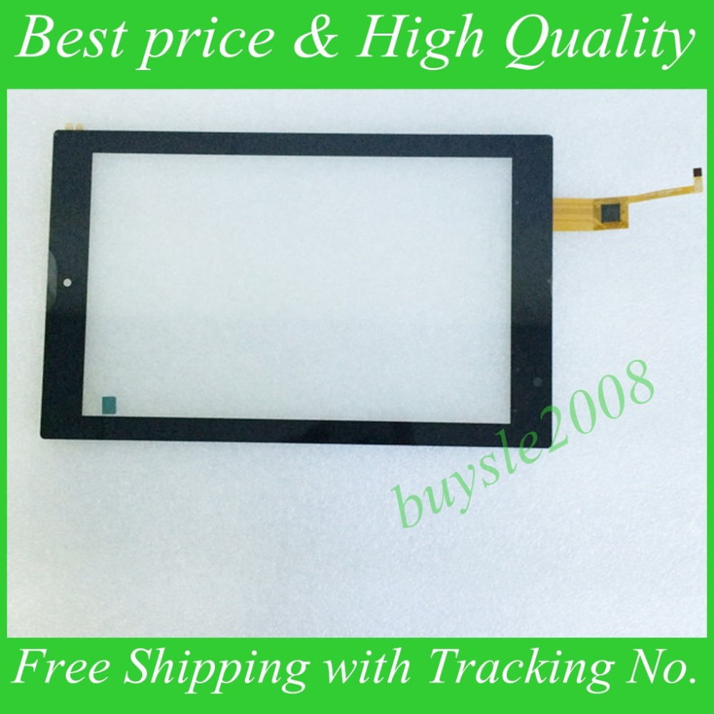 New Black Tablet PC Capacitive Touch screen panel For SUPRA M942G Digitizer Glass Sensor Free Shipping new 7 inch tablet pc mglctp 701271 authentic touch screen handwriting screen multi point capacitive screen external screen