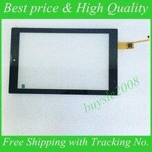 Nueva Negro Tablet PC panel de la pantalla Táctil Capacitiva Para SUPRA M942G Digitalizador Del Sensor de Cristal Envío Gratis