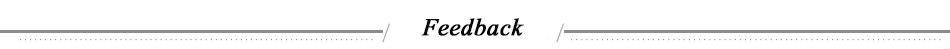 Feedbabk