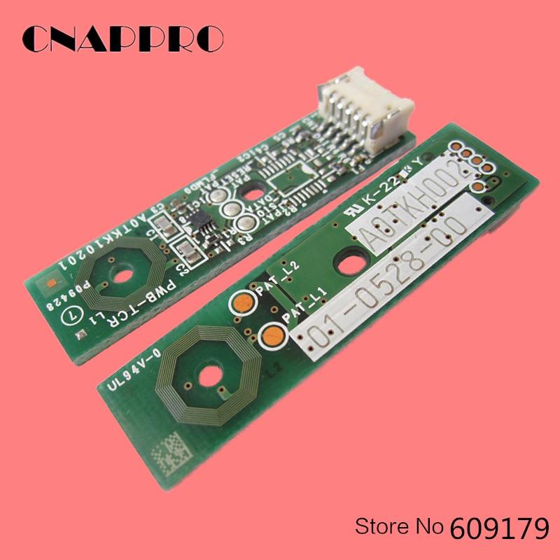 20PCS DV311 DV 311 DV-311 developer chip for konica Minolta Bizhub C220 C280 C360 Oiriginal reset chip thumbnail