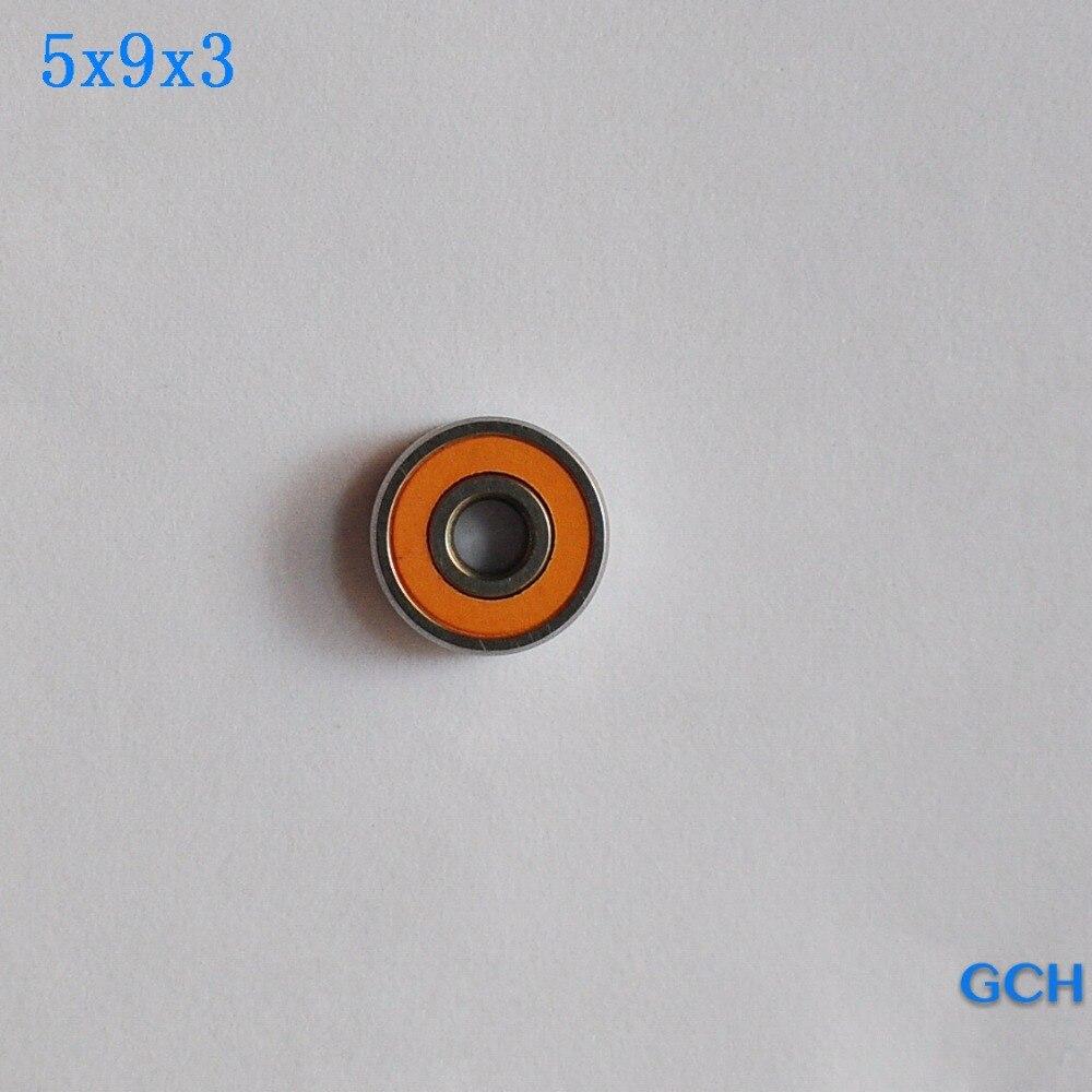 BAITCASTER SPOOL ABEC-7 Hybrid CERAMIC Bearings FOR SHIMANO CALCUTTA CT-200GTB