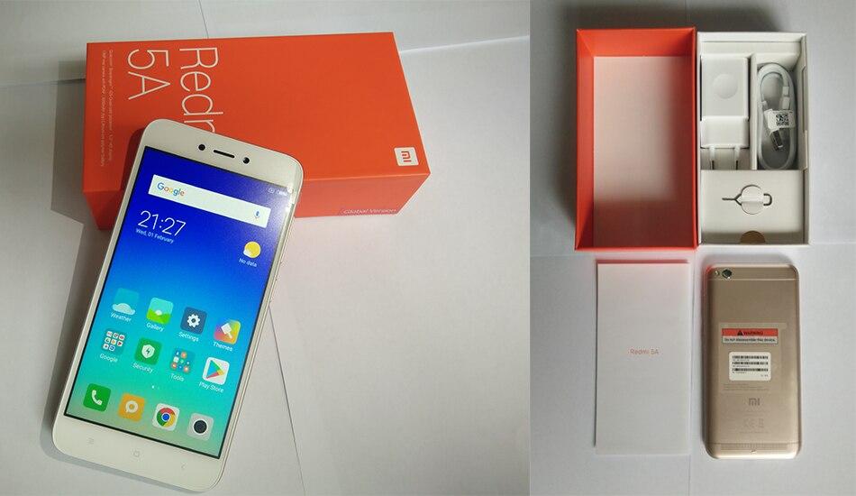 Xiaomi Redmi 5A 5 A