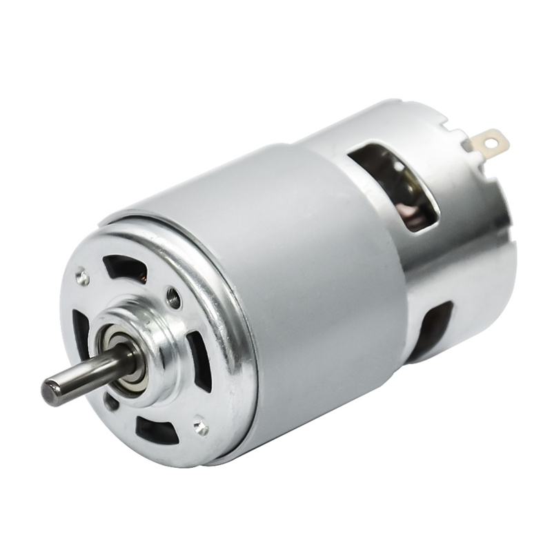 DC Electric Spindle <font><b>Motor</b></font> For Drill 12V 5500RPM High Torque Carbon-Brush <font><b>Motors</b></font> <font><b>Rs</b></font> 775 Lawn Mower <font><b>Motor</b></font> With Ball Bearing Rated image
